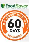Sunbeam FoodSaver Money Back Guarantee Promotion