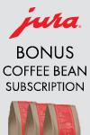 Jura Bonus Coffee Beans Subscription