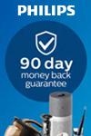 Philips 90 Day Money Back Guarantee