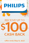 Philips Mother's Day Cashback