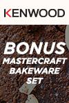 Kenwood Bonus Mastercraft Bakeware Set
