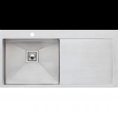 Oliveri Professional Single Bowl Topmount sink - PR1121