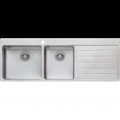 Oliveri Sonetto 1 & 3/4 Bowl Topmount sink - SN1011