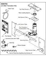 Rinnai Vertical Adaptor Kit - ESKIT03