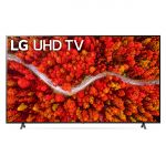 "LG 86"" UHD TV with LG AI ThinQ - 86UP8000PTB"