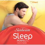 Sunbeam Sleep Perfect Fitted - Single - BL5121