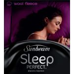 Sunbeam Sleep Perfect Wool Fleece - King - BL5671