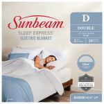 Sunbeam Sleep Express Boost Double Bed Fitted - BLB4841