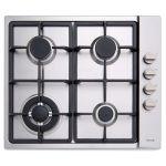 Euro Appliances 60cm Gas Cooktop - ECT60GX