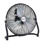Heller 40cm High Velocity Fan (Black) - HVF40SG