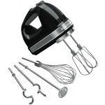 KitchenAid Hand Mixer - Onyx Black - 5KHM926AOB
