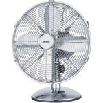 Heller 30cm Metal Desk Fan (Chrome) - MDF30CH