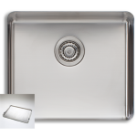 Oliveri Sonetto Large Bowl Undermount sink - SN1050U
